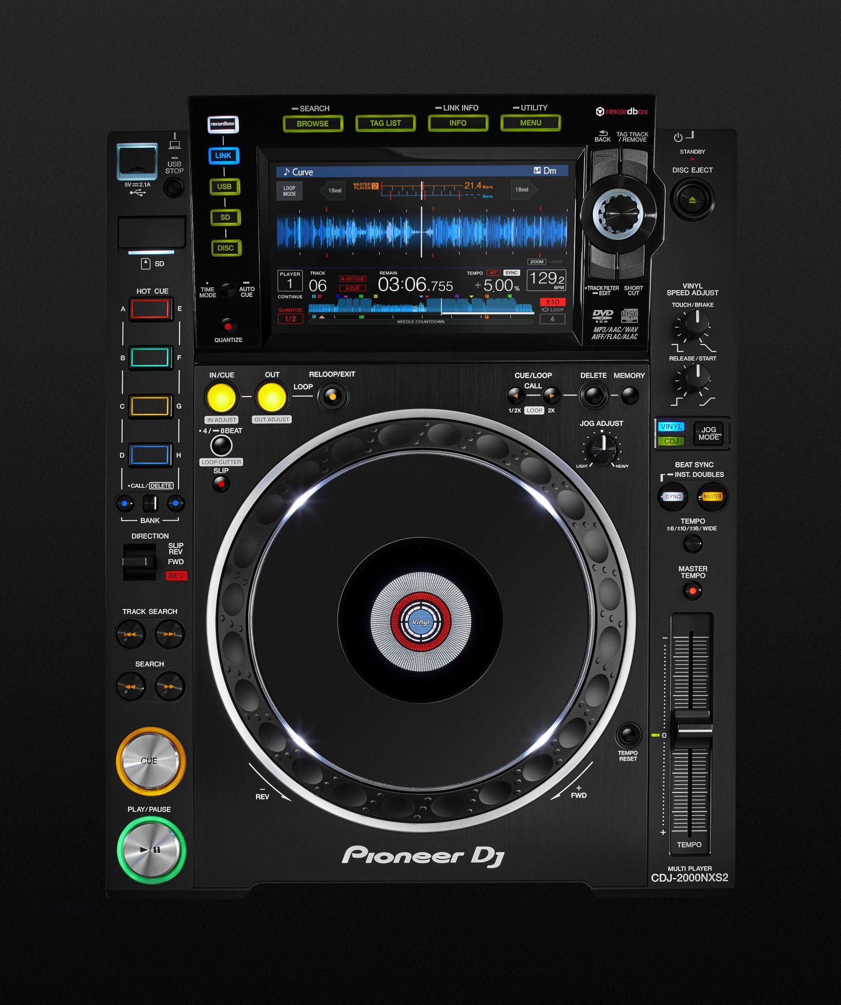 new pioneer dj djm 900nxs2 and cdj 2000nxs2 djworx. Black Bedroom Furniture Sets. Home Design Ideas
