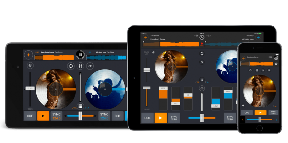 Mixvibes Cross hits the big three oh: version 3.0 for iOS and Android