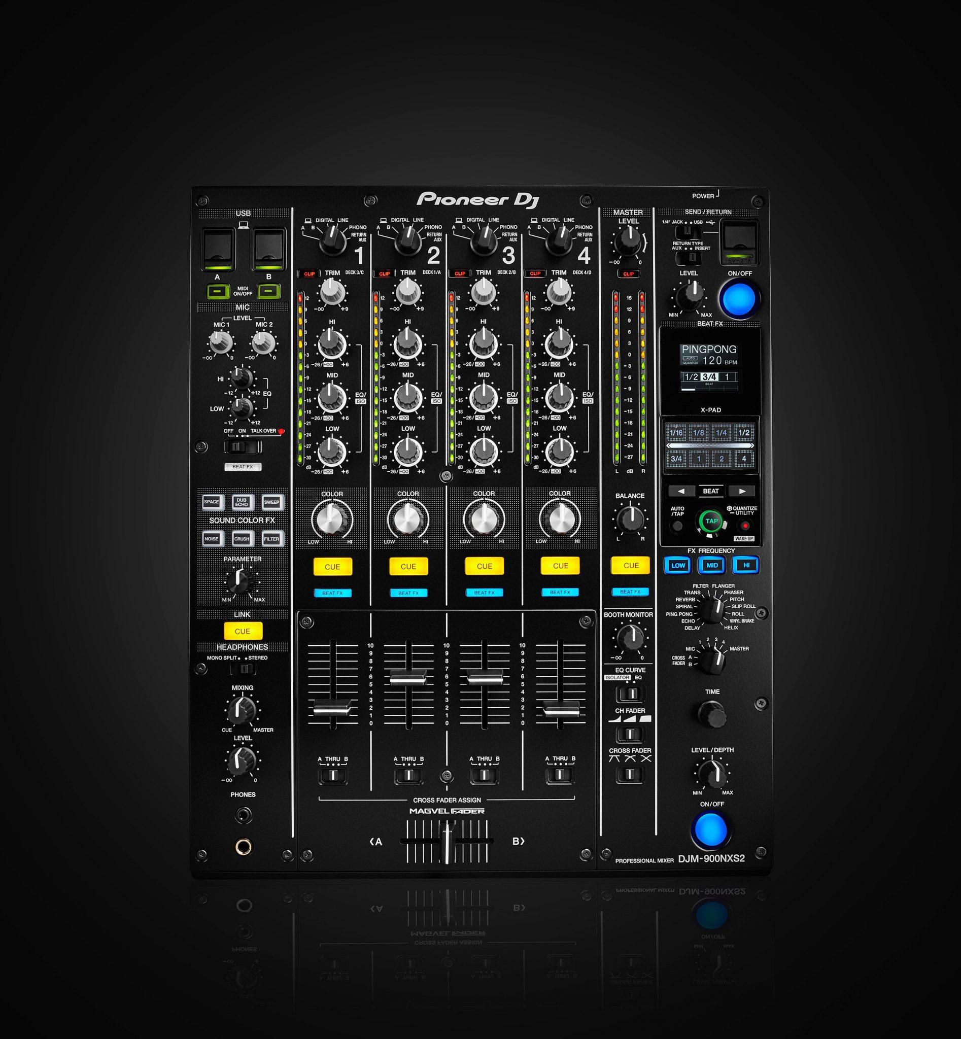 Pioneer DJ DJM-900NXS2 CDJ-2000NXS2 (2)