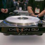NAMM 2016 Denon DJ VL12 turntable (11)