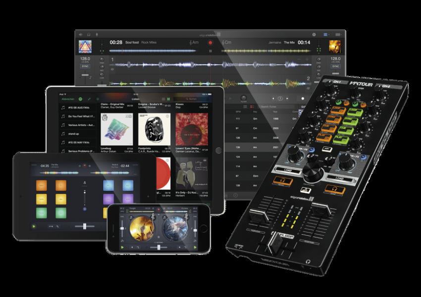NAMM 2016: Reloop Mixtour portable controller