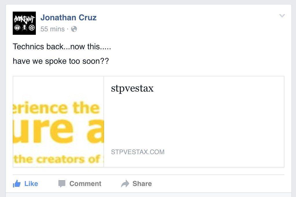 stpvestax.com vestax shortkut