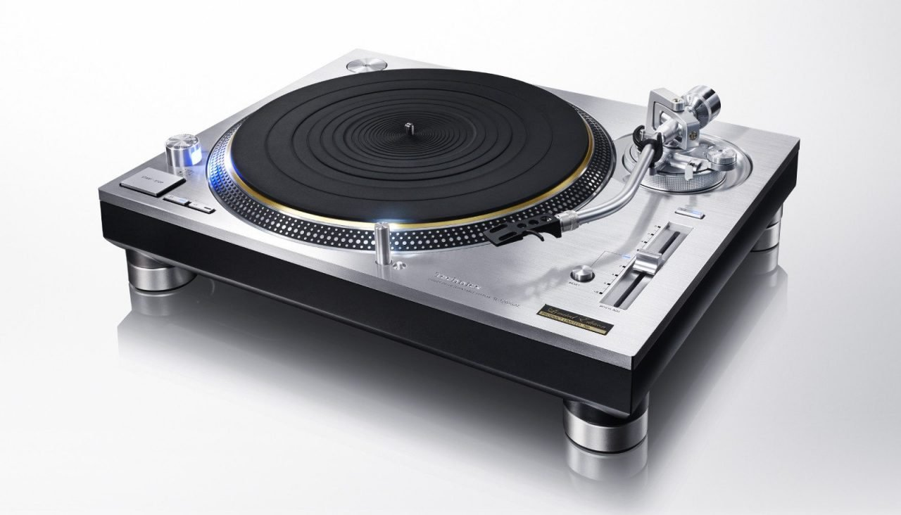 The limited edition Technics SL-1200GAE, with more to come 5
