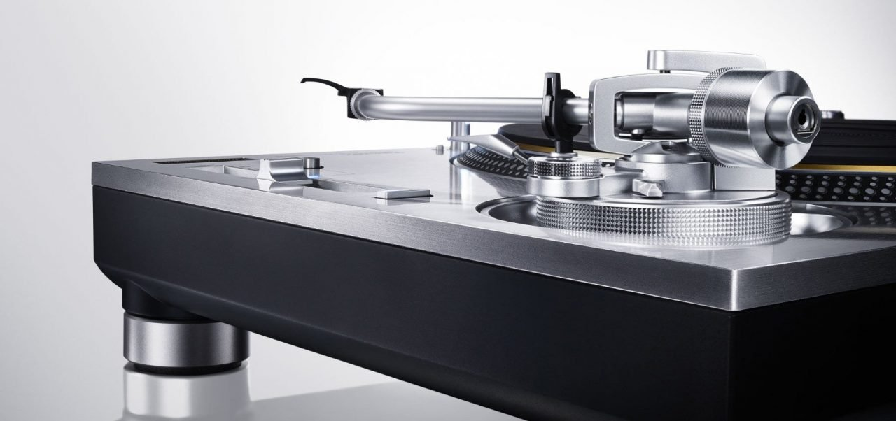The limited edition Technics SL-1200GAE, with more to come 6