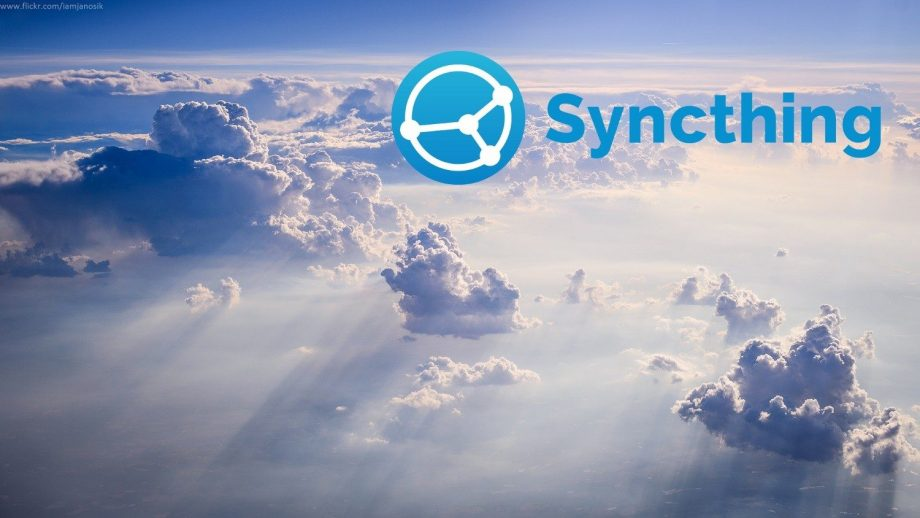Syncthing: how to sync your files the cheap way