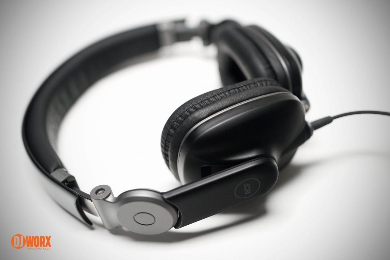 RCF Iconica headphones review benny benassi (8)
