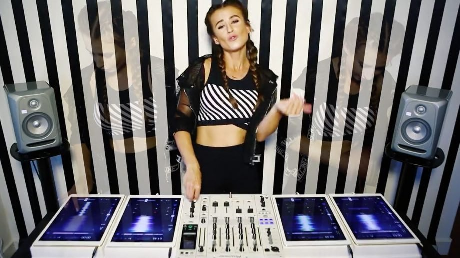 DJ Juicy M — pushing buttons, mainly yours