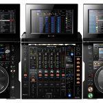 Pioneer DJ TOUR systems CDJ-tour 1 DJM-tour1