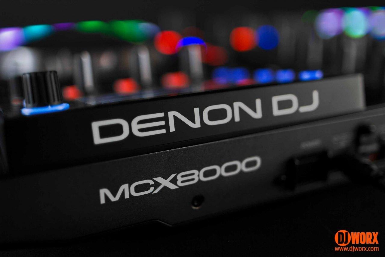 Denon DJ MCX8000 Serato DJ Engine Standalone controller review (5)