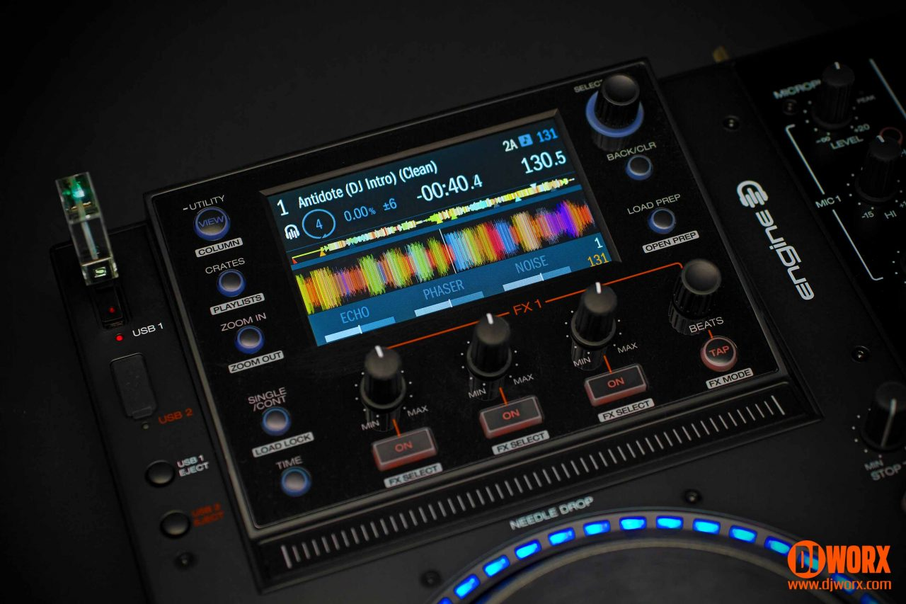 Denon DJ MCX8000 Serato DJ Engine Standalone controller review (10)