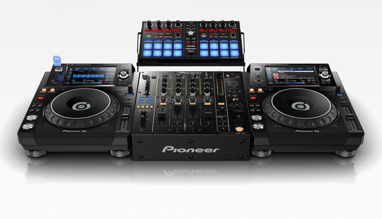 Pioneer DJ XDJ-1000mk2 (4)