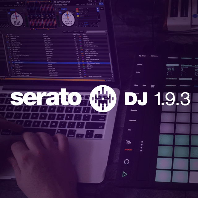 Serato DJ 1.9.3 is here, with Ableton Link