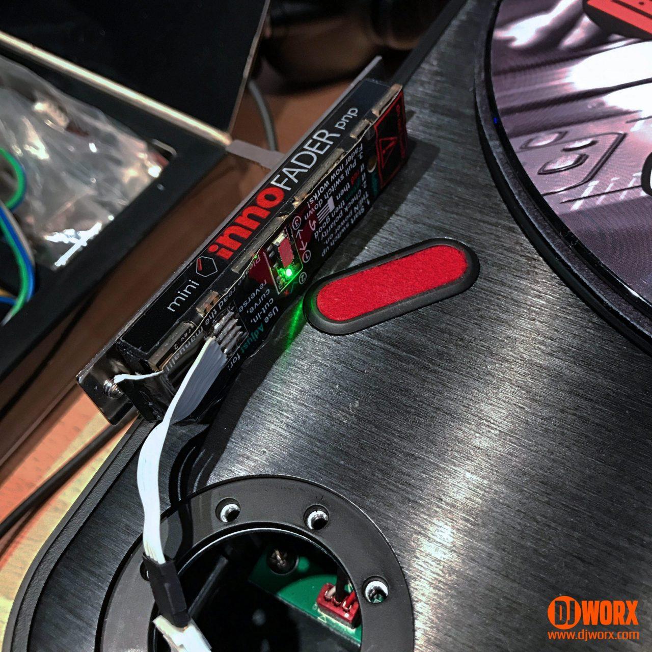 REVIEW: Numark PT01 Scratch portable turntable 9
