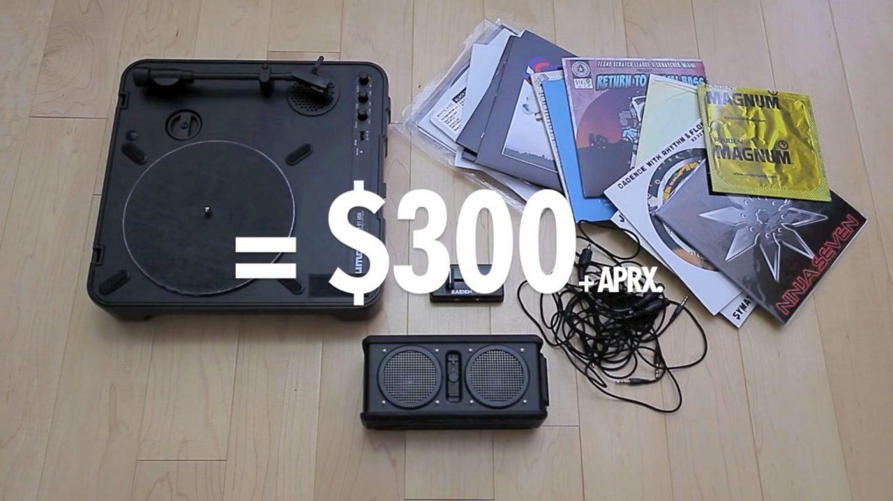 portablist setup cost