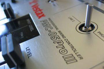 Vestax PMC-05 Pro III Mixer 4