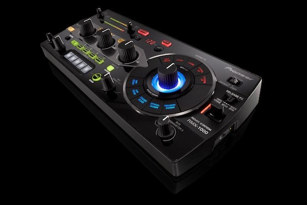 pioneer 39 s rmx 1000 an efx for this decade djworx. Black Bedroom Furniture Sets. Home Design Ideas