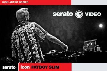 Serato Video Fatboy Slim Icon Series