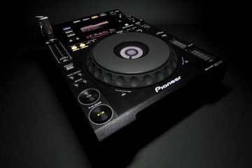 Pioneer CDJ-900 Media Player