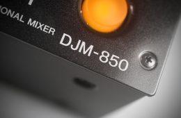 Pioneer DJM-850 4 channel DJ mixer review