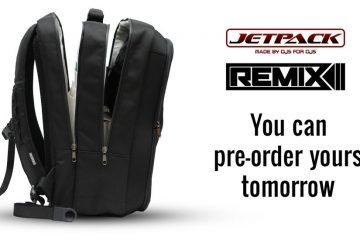 Jetpack Remix Bag - pre-order tomorrow 6