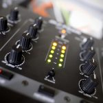 DJ Tech DIF-1S Scratch Mixer with mini innofader review (6)