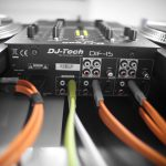 DJ Tech DIF-1S Scratch Mixer with mini innofader review (22)