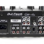 DJ Tech DIF-1S Scratch Mixer with mini innofader review (27)