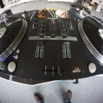 DJ Tech DIF-1S Scratch Mixer with mini innofader review (19)