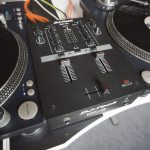 DJ Tech DIF-1S Scratch Mixer with mini innofader review (16)