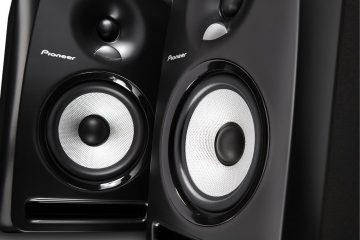 pioneer S-DJ X DJ studio monitors