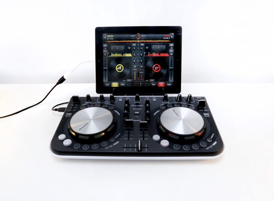 Cross Dj For Ipad 1 4 Midi Controller Mapping 7 Djworx