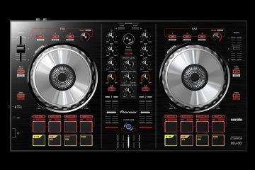 Pioneer DDJ-SB Serato DJ Intro controller (1)