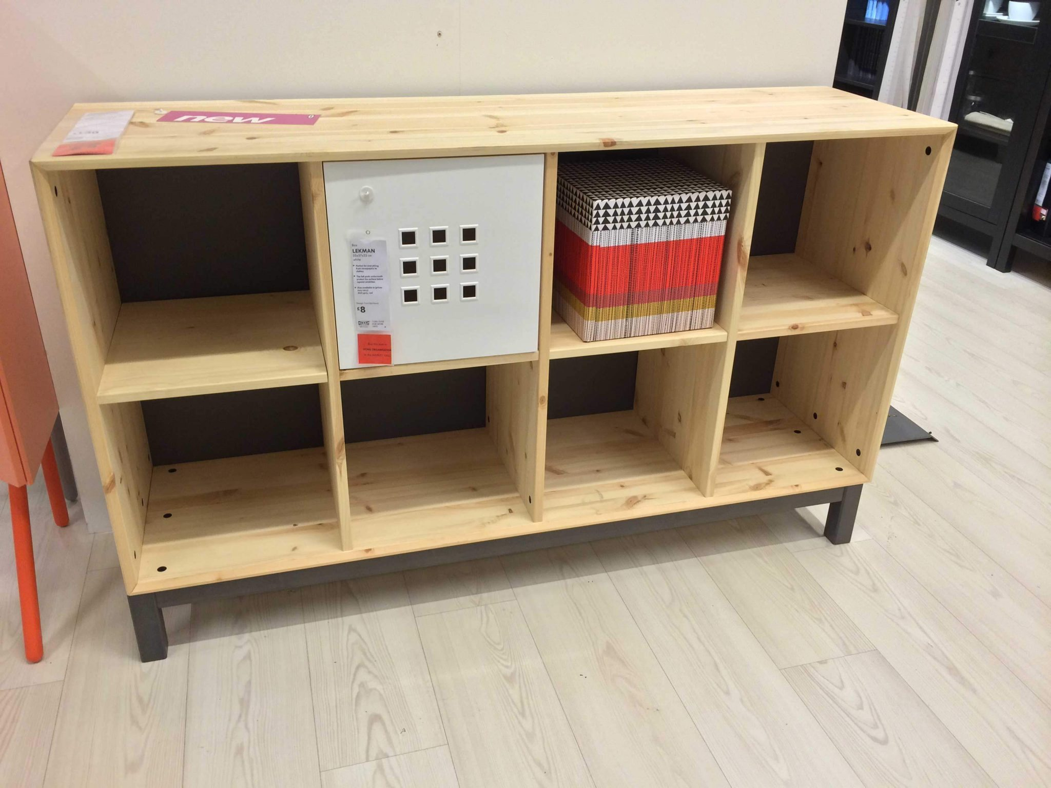 IKEA NORNÄS — the solid wood EXPEDIT alternative for DJs