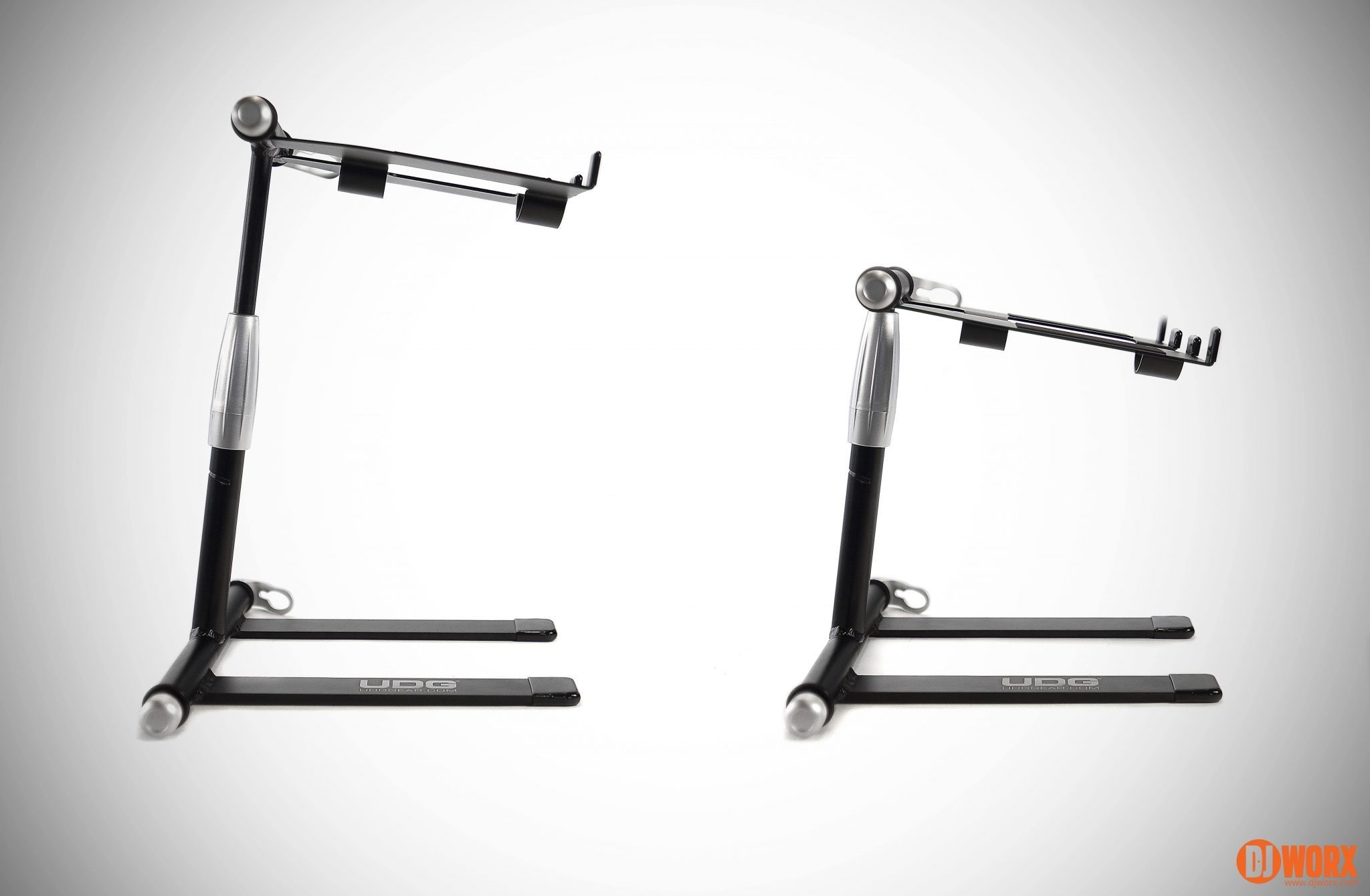 Udg creator dj laptop stand review 12 djworx for Stand createur