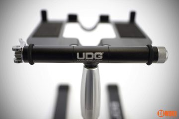 UDG Creator DJ laptop stand review (14)