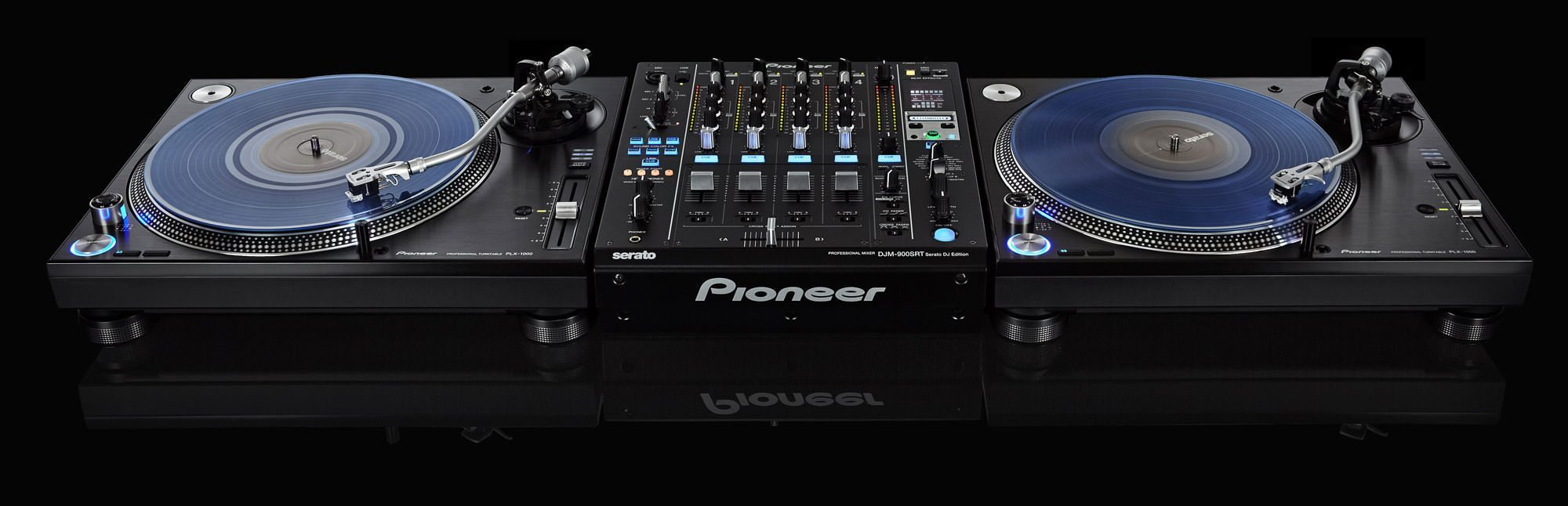 the pioneer plx 1000 turntable all the facts djworx. Black Bedroom Furniture Sets. Home Design Ideas