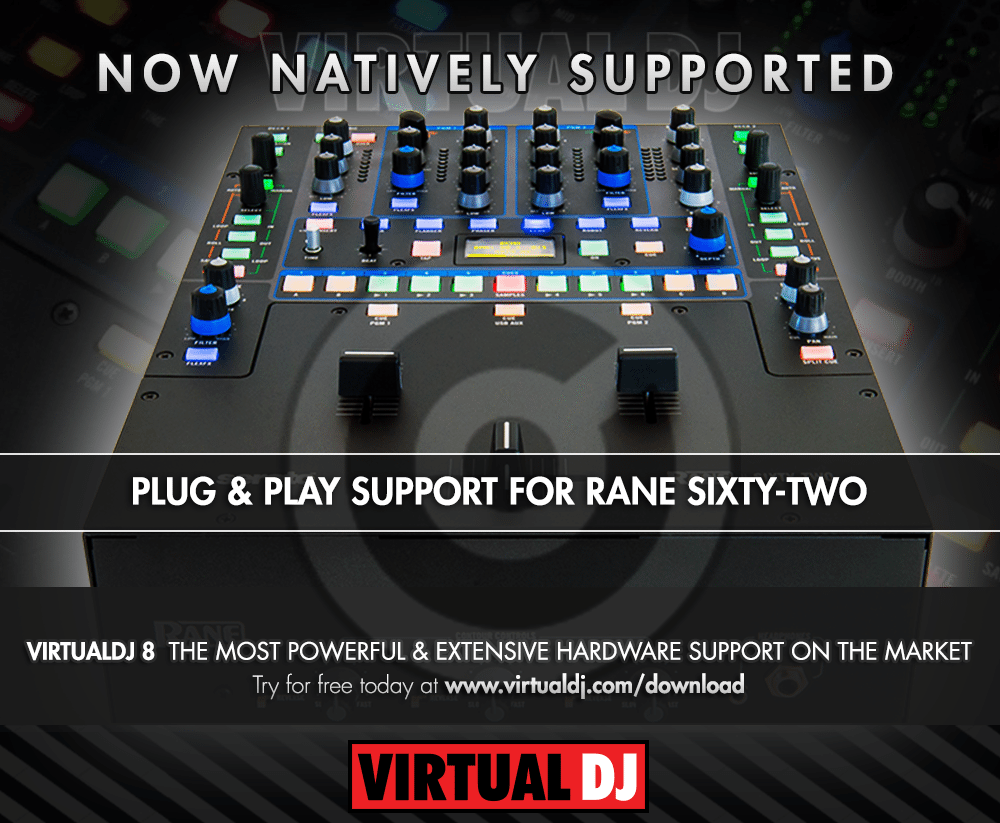 Latest controllers supported by VirtualDJ 8 | DJWORX
