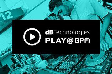 play @ bpm 2015 DJ
