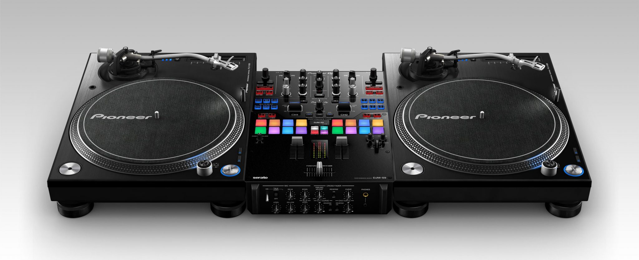pioneer dj djm s9 serato dj scratch mixer 4 djworx. Black Bedroom Furniture Sets. Home Design Ideas