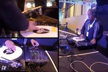 Reloop RP-8000 straight DJ Angelo BPM 2015