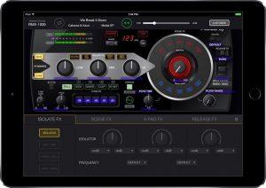 Pioneer DJ RMX-1000 for iPad iOS app iPad (5)