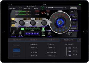Pioneer DJ RMX-1000 for iPad iOS app iPad (7)