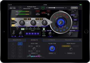 Pioneer DJ RMX-1000 for iPad iOS app iPad (8)