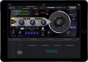 Pioneer DJ RMX-1000 for iPad iOS app iPad (10)