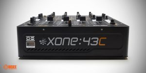 Allen & Heath Xone:43c serato DJ mixer review (2)