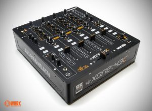 Allen & Heath Xone:43c serato DJ mixer review (22)