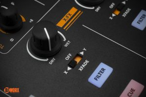 Allen & Heath Xone:43c serato DJ mixer review (15)
