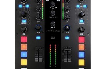 Mixars Duo Serato DJ Mixer NAMM 2016 (1)