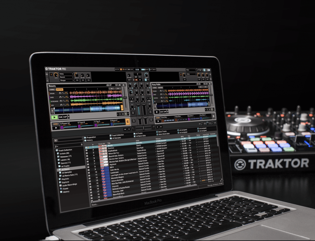 Traktor Pro 2.10.1: Stems for all... well more DJs anyway 3