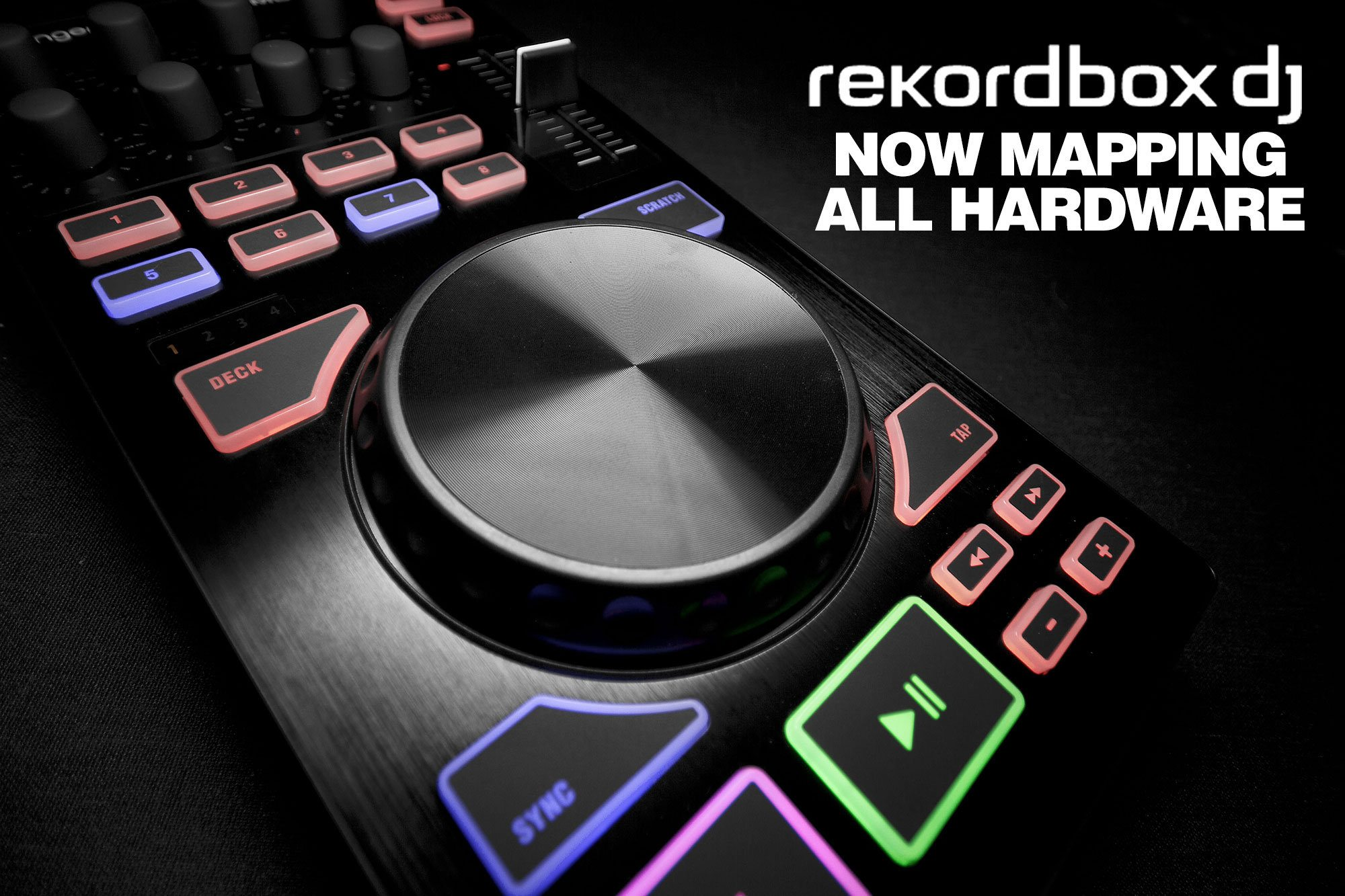 rekordbox DJ 4 0 6 — now hardware mapping with MIDI learn | DJWORX